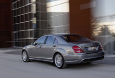 Mercedes-Benz Classe S Berline - S 350 CDI 211 L BlueEFFICIENCY (2005)