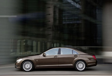Mercedes-Benz Classe S Berline - S 500 L (2005)