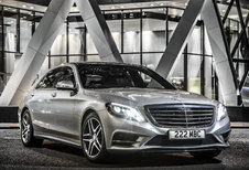 Mercedes-Benz S-Klasse Berline S 350 d