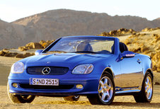 Mercedes-Benz Classe SLK Roadster - 200 (1996)