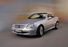 Mercedes-Benz Classe SLK Roadster