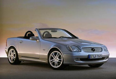 Mercedes-Benz Classe SLK Roadster - 200 Kompressor (2000)