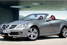 Mercedes-Benz SLK-Klasse Roadster