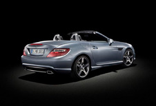 Mercedes-Benz Classe SLK Roadster - SLK 250 CDI BlueEFFICIENCY (2011)