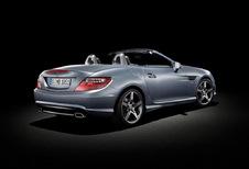 Mercedes-Benz Classe SLK Roadster - SLK 250 CDI BlueEFFICIENCY (2011)
