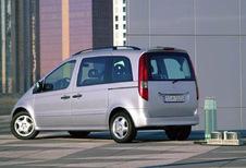 Mercedes-Benz Vaneo - 1.7 CDI 67kW A (2002)