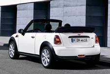 MINI Mini Cabrio - Cooper 115 (2009)