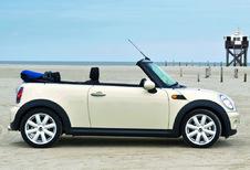 MINI Mini Cabrio - JCW (2009)