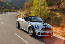 MINI Mini Roadster - Cooper SD 136 (2012)