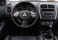 Mitsubishi ASX - 1.8 Di-D LP ClearTec Black Touch 2WD (2014)