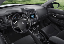 Mitsubishi ASX - 1.6 Di-D Instyle 2WD (2017)