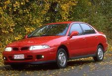 Mitsubishi Carisma Sedan - 1.9 TD GLX Titanium (1995)