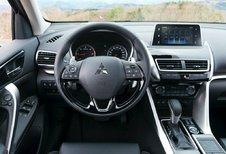 Mitsubishi Eclipse Cross - 1.5T Intense 2WD CVT (2020)