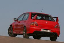 Mitsubishi Lancer Evolution - 2.0 T Intense (2006)
