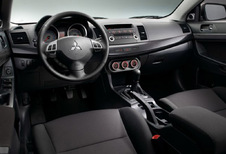 Mitsubishi Lancer Berline - 1.8 DI-D LP ClearTec CarbonBlack (2007)