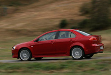 Mitsubishi Lancer Berline - 2.0 DI-D Instyle (2007)