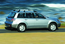 Mitsubishi Outlander - 2.0 4WD Turbo (2003)