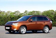 Mitsubishi Outlander - 2.0L petrol 5MT 2WD 5pl. Intense (2014)
