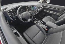 Mitsubishi Outlander - 2.0L PHEV 4WD 5pl. Safety Pack (2015)