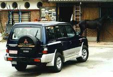 Mitsubishi Pajero 5p - 2.8 TDint. GLS (1991)