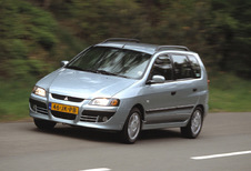 Mitsubishi Space Star Wagon - 1.3 GL (1998)