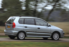 Mitsubishi Space Star Wagon - 1.9 DI-D Family (1998)