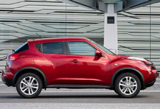 Nissan Juke - 1.5 dCi Visia (2010)