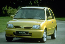 Nissan Micra 3p - 1.0 GX N-CVT (1992)
