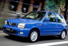Nissan Micra 3d - 1.0 Comfort (2000)