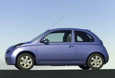 Nissan Micra 3p - 1.2 Visia Plus (2003)