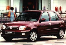 Nissan Micra 5d - 1.0 Comfort (2000)
