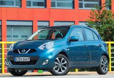 Nissan Micra 5d - 1.2 80 N-TEC DCT (2015)