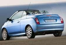 Nissan Micra Cabrio - 1.6 Tekna Auto. (2005)