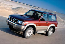 Nissan Patrol GR 3p - 2.8 TDI S (1997)