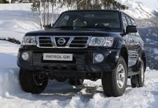 Nissan Patrol GR 5p - 3.0 DDTi Elegance (1997)