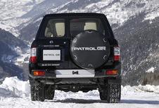 Nissan Patrol GR 5p - 3.0 DDTi Luxe (1997)