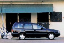 Nissan Sunny 5d - 1.4 SLX (87ch) (1991)