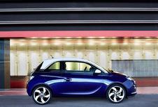 Opel Adam - 1.4 ecoFLEX Slam (2012)