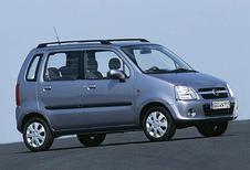 Opel Agila - 1.3 CDTI Cosmo (2000)