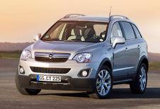 Opel Antara - 2.0 CDTI Cosmo 150 (2006)