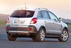 Opel Antara - 2.2 CDTI 135KW Aut. 4X4 Ultimate Plus Ed (2015)