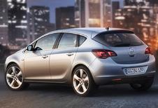 Opel Astra 5p - 1.7 CDTI 110 Cosmo (2009)