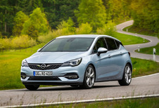Opel Astra 5p - 1.5 Turbo D 77kW S/S Elegance (2021)