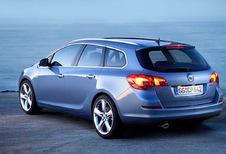 Opel Astra Sports Tourer - 1.7 CDTI 110 ecoFLEX Sport (2010)