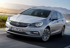 Opel Astra Sports Tourer - 1.6 85kW Ultimate Plus Edition (2016)