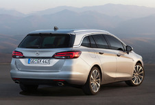 Opel Astra Sports Tourer - 1.4 Turbo 103kW Ultimate Plus Edition (2016)