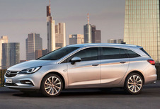 Opel Astra Sports Tourer - 1.4 74kW Ultimate Edition (2016)