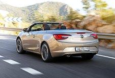 Opel Cascada - 1.4 Turbo 103kW s/s Cascada (2017)