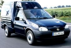 Opel Combo 3p - 1.4 Tour (1995)