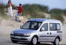 Opel Combo 5p - 1.7 DI (2002)